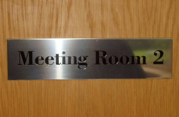 personalised door signs house office conference room plaques