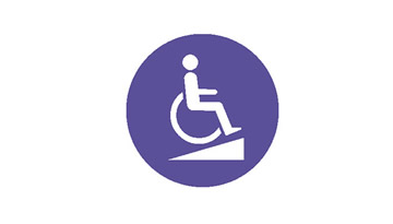 disabled safety signs